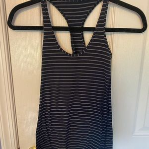 NWOT lululemon stripped swiftly tank top 2